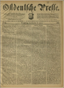 Ostdeutsche Presse. J. 8, 1884, nr 24