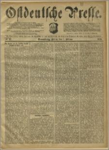 Ostdeutsche Presse. J. 8, 1884, nr 27