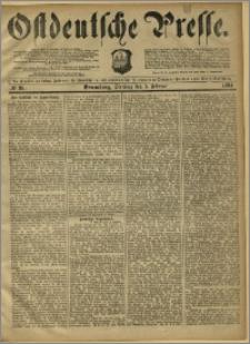 Ostdeutsche Presse. J. 8, 1884, nr 30