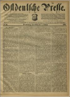 Ostdeutsche Presse. J. 8, 1884, nr 34