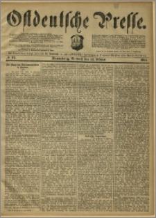 Ostdeutsche Presse. J. 8, 1884, nr 37