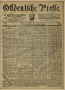 Ostdeutsche Presse. J. 8, 1884, nr 38