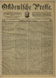 Ostdeutsche Presse. J. 8, 1884, nr 39