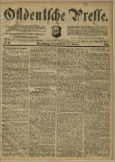Ostdeutsche Presse. J. 8, 1884, nr 40