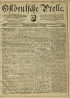 Ostdeutsche Presse. J. 8, 1884, nr 41