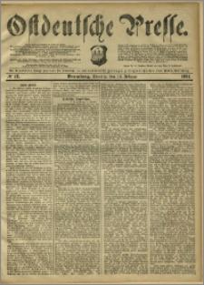 Ostdeutsche Presse. J. 8, 1884, nr 42