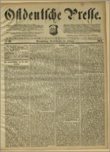 Ostdeutsche Presse. J. 8, 1884, nr 43