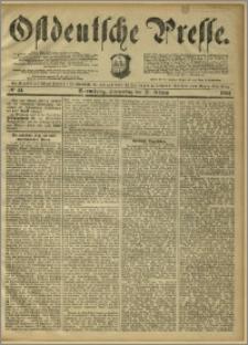 Ostdeutsche Presse. J. 8, 1884, nr 44