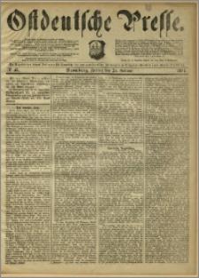 Ostdeutsche Presse. J. 8, 1884, nr 45