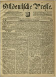 Ostdeutsche Presse. J. 8, 1884, nr 46