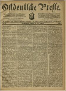 Ostdeutsche Presse. J. 8, 1884, nr 47