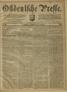 Ostdeutsche Presse. J. 8, 1884, nr 49