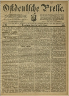 Ostdeutsche Presse. J. 8, 1884, nr 50