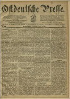 Ostdeutsche Presse. J. 8, 1884, nr 54