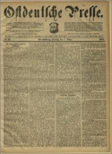 Ostdeutsche Presse. J. 8, 1884, nr 57