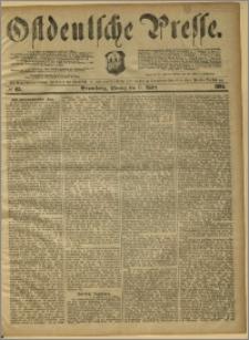 Ostdeutsche Presse. J. 8, 1884, nr 65