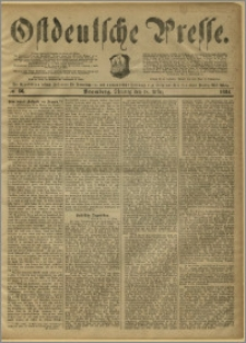 Ostdeutsche Presse. J. 8, 1884, nr 66