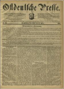 Ostdeutsche Presse. J. 8, 1884, nr 70