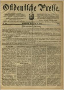 Ostdeutsche Presse. J. 8, 1884, nr 75