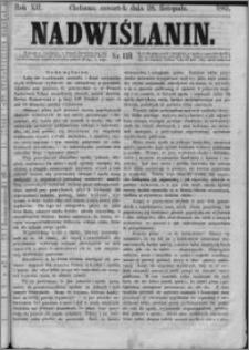 Nadwiślanin, 1861.11.28 R. 12 nr 118