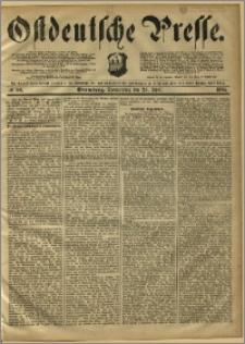 Ostdeutsche Presse. J. 8, 1884, nr 96