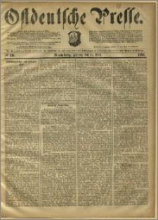 Ostdeutsche Presse. J. 8, 1884, nr 114