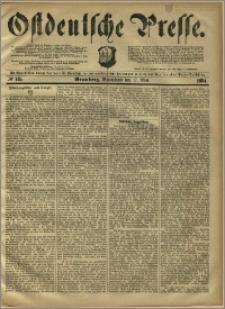 Ostdeutsche Presse. J. 8, 1884, nr 115