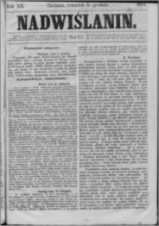 Nadwiślanin, 1861.12.05 R. 12 nr 121