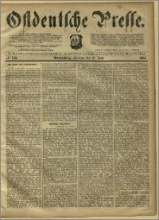 Ostdeutsche Presse. J. 8, 1884, nr 133