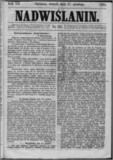 Nadwiślanin, 1861.12.17 R. 12 nr 126