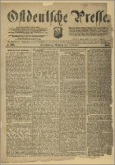 Ostdeutsche Presse. J. 8, 1884, nr 230