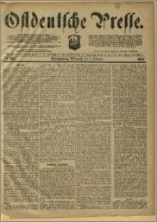 Ostdeutsche Presse. J. 8, 1884, nr 236