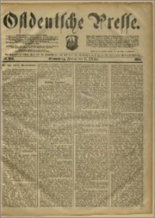 Ostdeutsche Presse. J. 8, 1884, nr 244