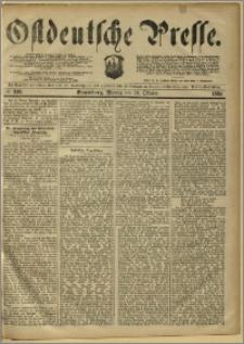 Ostdeutsche Presse. J. 8, 1884, nr 246
