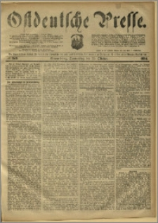 Ostdeutsche Presse. J. 8, 1884, nr 249