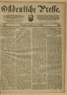 Ostdeutsche Presse. J. 8, 1884, nr 254