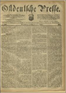 Ostdeutsche Presse. J. 8, 1884, nr 256