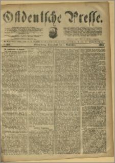Ostdeutsche Presse. J. 8, 1884, nr 257