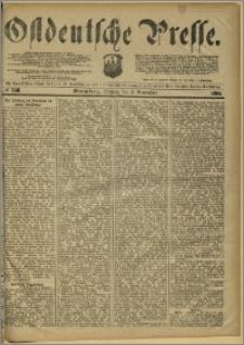 Ostdeutsche Presse. J. 8, 1884, nr 258