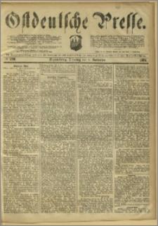 Ostdeutsche Presse. J. 8, 1884, nr 259