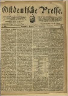 Ostdeutsche Presse. J. 8, 1884, nr 260
