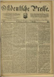 Ostdeutsche Presse. J. 8, 1884, nr 263