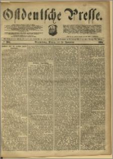 Ostdeutsche Presse. J. 8, 1884, nr 264