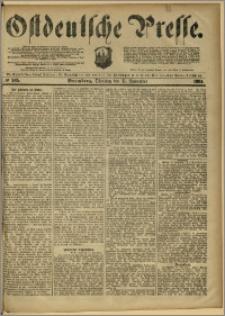 Ostdeutsche Presse. J. 8, 1884, nr 265