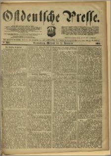 Ostdeutsche Presse. J. 8, 1884, nr 266