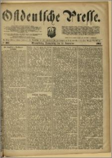 Ostdeutsche Presse. J. 8, 1884, nr 267