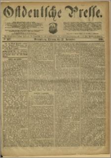 Ostdeutsche Presse. J. 8, 1884, nr 277