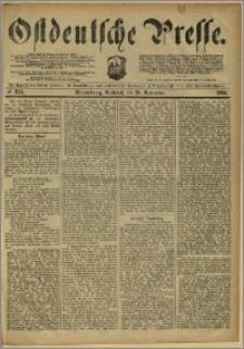 Ostdeutsche Presse. J. 8, 1884, nr 278