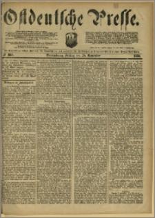 Ostdeutsche Presse. J. 8, 1884, nr 280