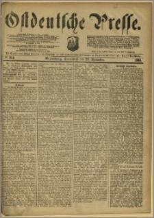 Ostdeutsche Presse. J. 8, 1884, nr 281